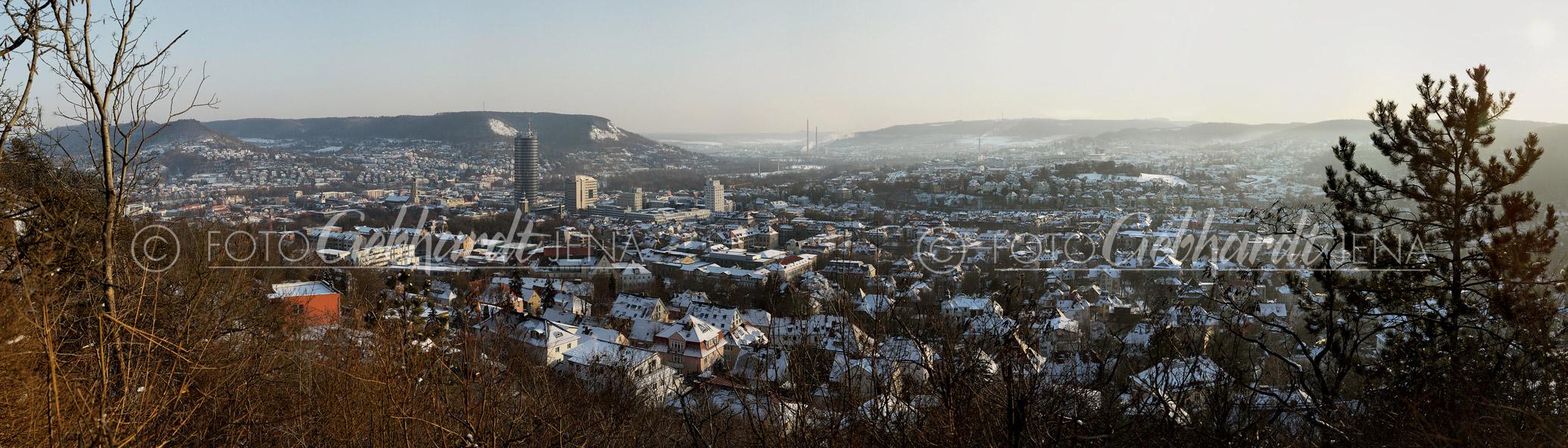 Innenstadt im Winter