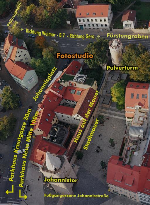 Luftbild Fotostudio Gebhardt Jena